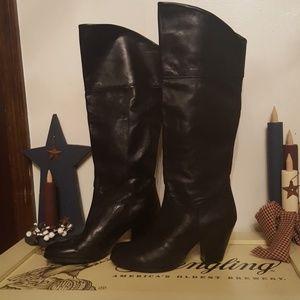 Black Aldo Boots